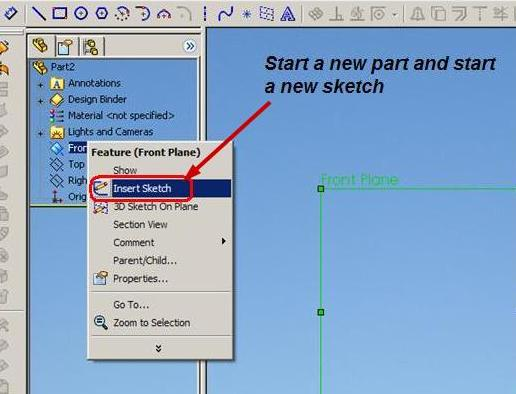 How to create Weldment Profile | Boxer's CAD CAM Blog