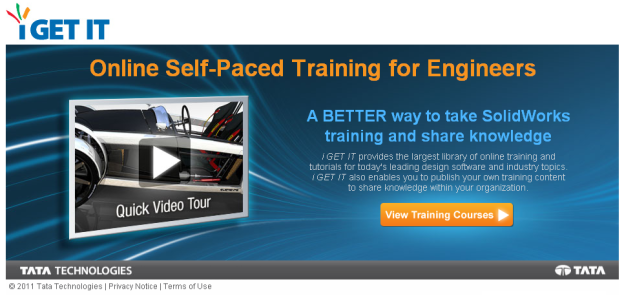 i GET IT offer discount on SolidWorks Training | Boxer's CAD