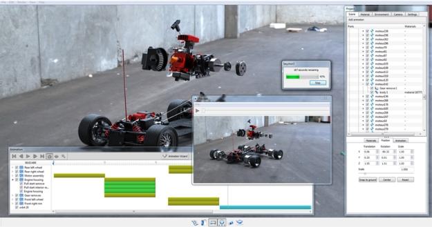 Luxion Releases KeyShot® 3 | Boxer's CAD CAM Blog