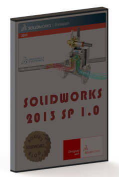 SolidWorks 2013 Sp 1.0