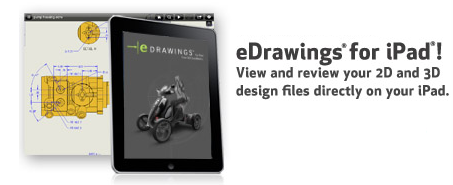 Markup! Measure! Section! eDrawings® Pro for iPad | Boxer's