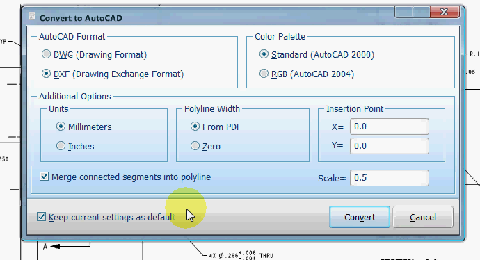 how to change pub file into pdf