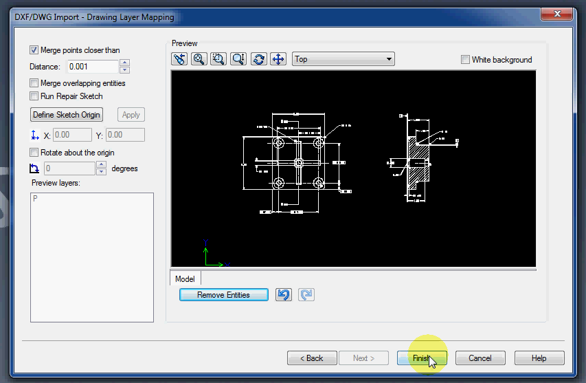 Covert your PDF into SolidWorks with Able2Extract Professional | Boxer's SolidWorks Blog