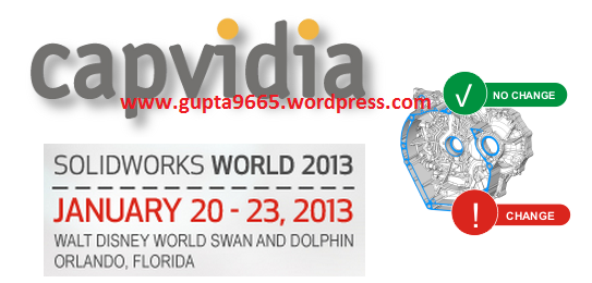 Capvidia SWW2013