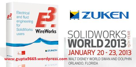 E³.WireWorks SWW2013