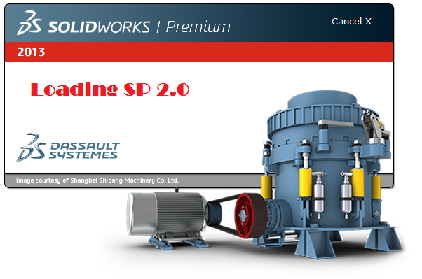 SolidWorks 2013 Sp 2.0