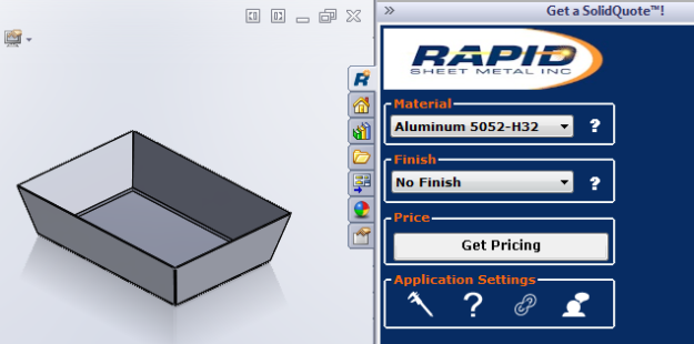 Rapid Sheet Metal Boxer S Cad Cam Blog