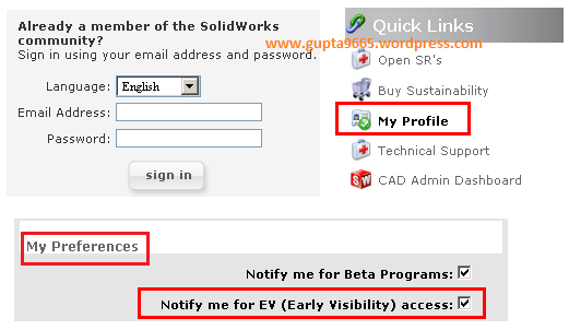 SOLIDWORKS 2015 SP 3 0 EV (Early Visibility) is available for