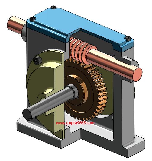 SolidWorks Cutaway Animation