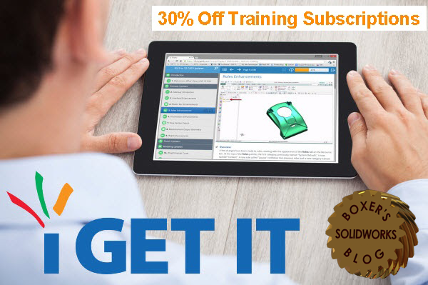 Save 30% Off i GET IT Training Subscriptions